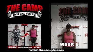 Miramar FL Fitness 6 Week Challenge Results -Ayana Roberts