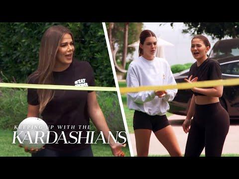 It's Kardashians vs. Jenners in a
