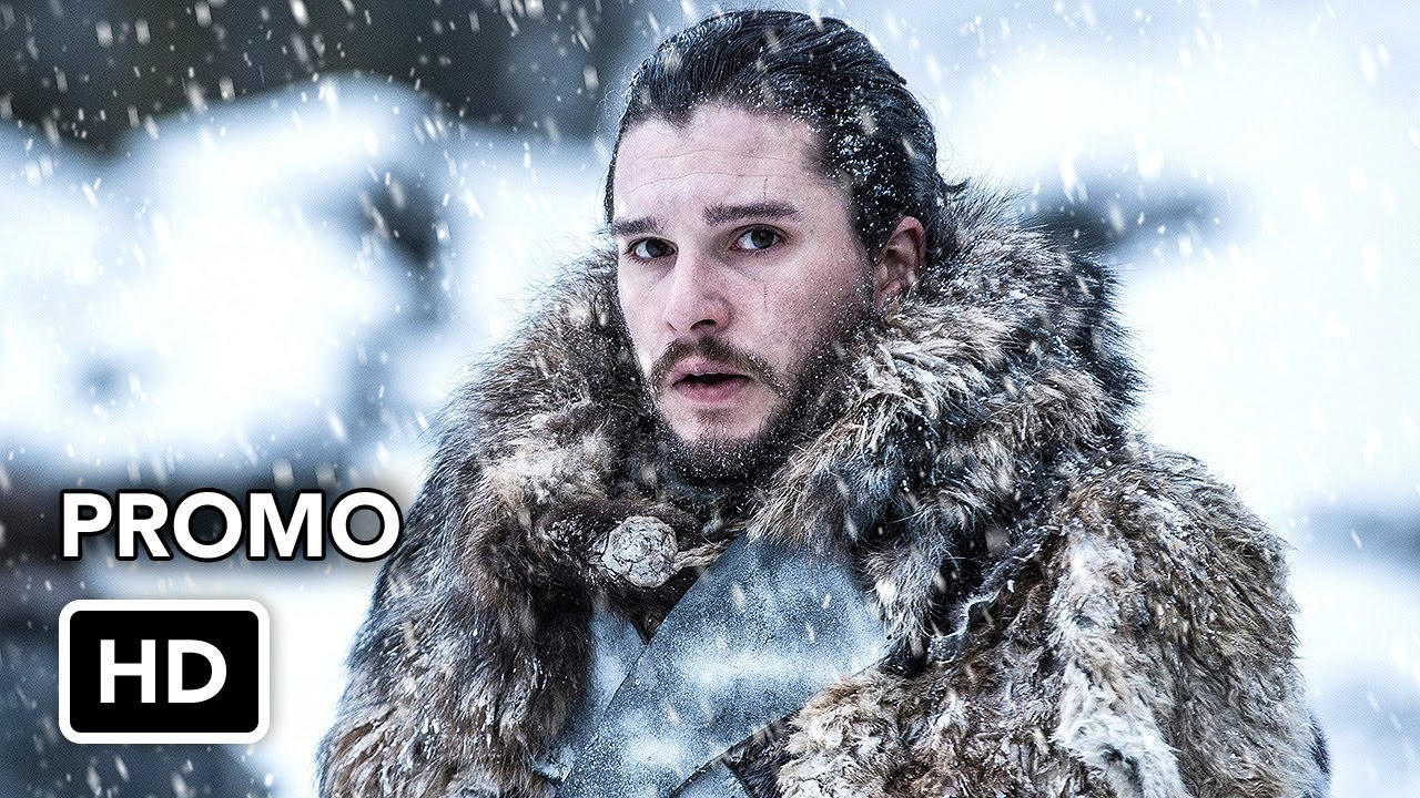 Game of Thrones 7x06 Promo 'Beyond the Wall' (HD)
