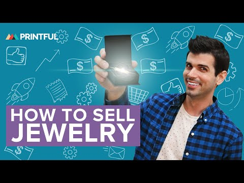 How to Sell Print-on-Demand Jewelry Online