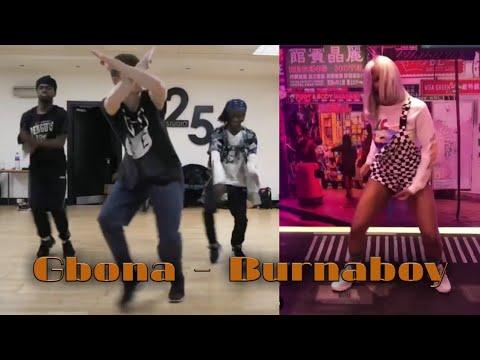 Gbona – Burnaboy I Best dance choreography l Video compilation