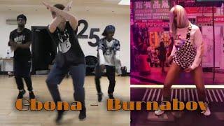 Gbona - Burnaboy I Best dance choreography l Video compilation