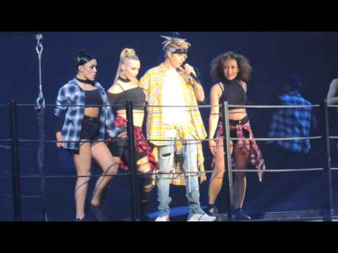 Company- Justin Bieber (Purpose World Tour) 4/29/16