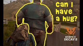 Can You Sneak Up and INSTA-KILL the Juggernaut? || State of Decay 2
