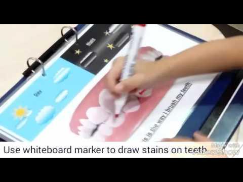 Social story - brush teeth