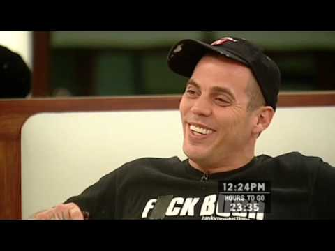 24 Hours With Steve-O Part 1 of 4 High Quality Video/sound 16:9 widescreen