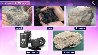 Mineral Resources | Social Studies | Grade 4 | Periwinkle