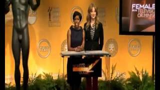 В Лос Анжелесе прошла 18 церемония вручения премии Гильдии киноактеров