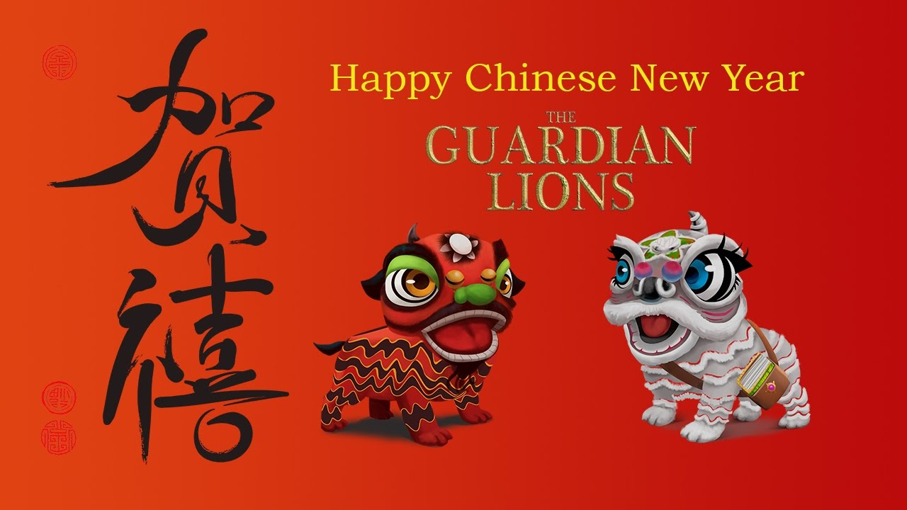 Chinese New Year YouTube Videos for Kids in Mandarin Chinese