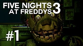 Five Nights at Freddy s 3 Max in casa groazei Episodul 1