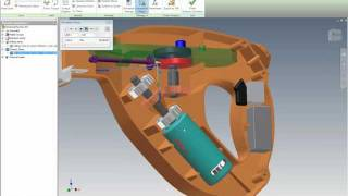 Autodesk Inventor 2012 - Динамична Симулация - Част 1