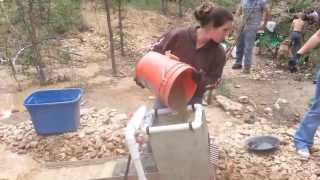 Trinity Lakes Camping + Gold Mining
