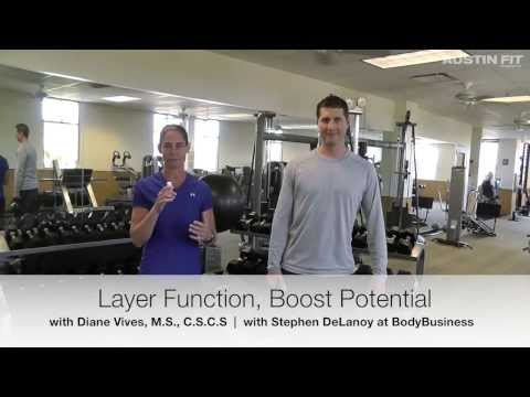 Layer Function, Boost Potential