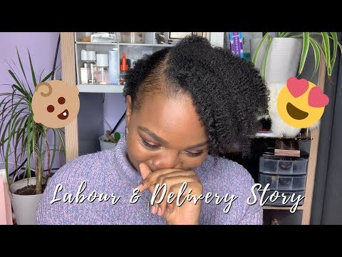 Labour and Delivery Story | No Epidural | Chelsea Niechelle