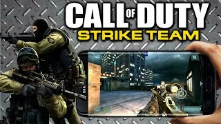 Call of Duty Strike Team v1.0.40 Mod apk+obb Download || By Android Master