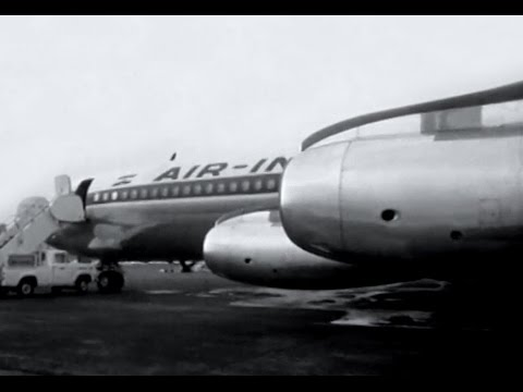 """Air India Boeing 707-437 - """"About Air Safety"""" - 1961"""