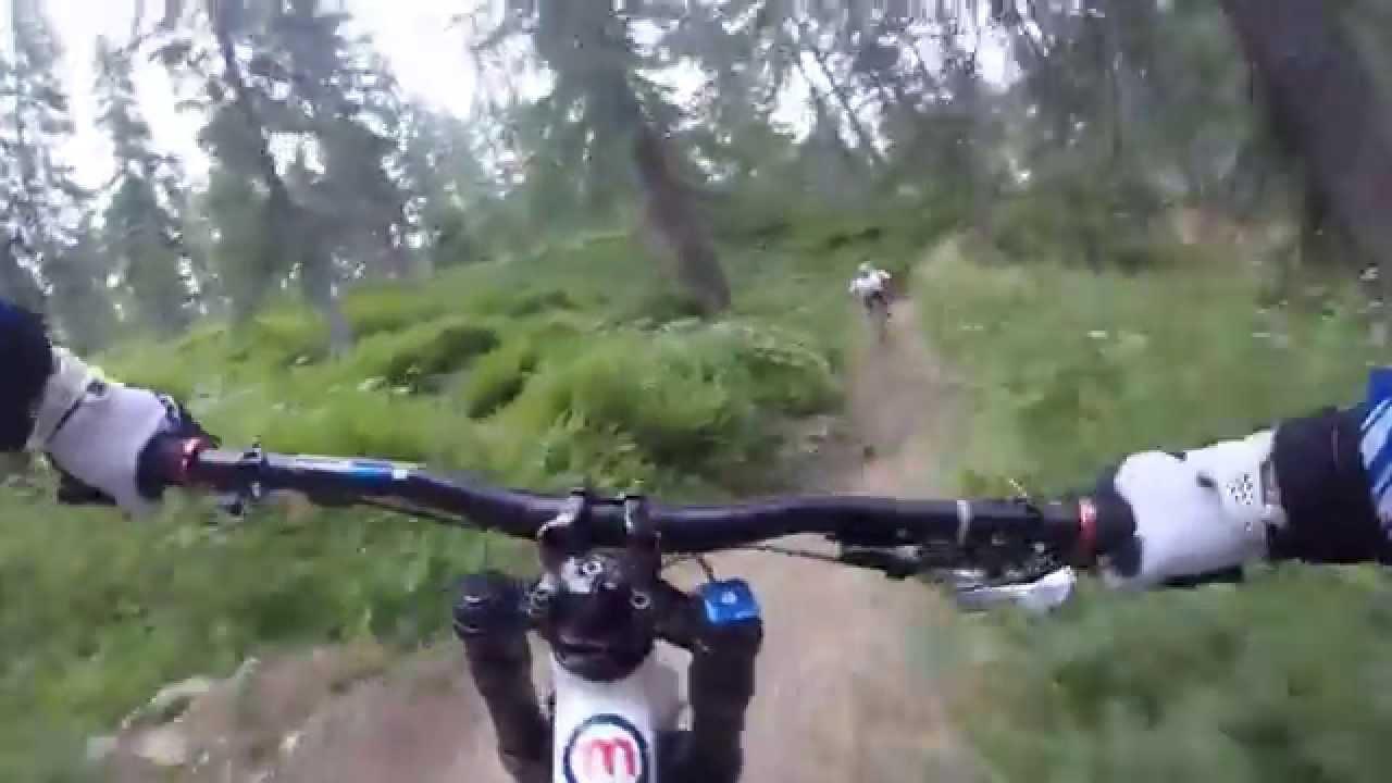 Madesimo downhill pista larici