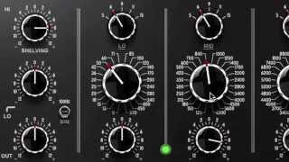 NEW Master EQ 432 in T-RackS Custom Shop!  The holy grail of mastering equalizers!