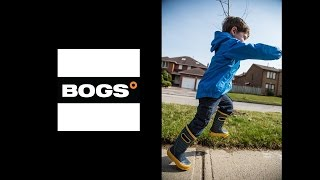 BOGS Kids Rain Boots- Tested & Reviewed