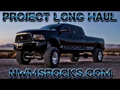 Project Long Haul - 2013 Dodge Ram 3500 Mega Cab Long Bed 6.7L - Northwest Motorsport