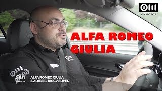ALFA ROMEO GIULIA: Impresiones tras prueba