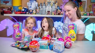 Magic Wand Surprise Toys for Girls Surprise Eggs & Blind Bags for Kids Kinder Playtime