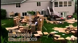 Word's Largest Cardboard Fort (original)