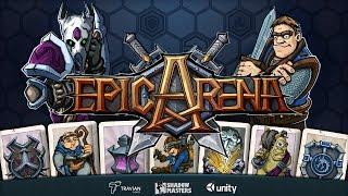 видео Скачать бесплатно Epic Arena для Андроид