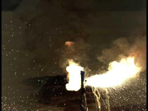 Mavericks Standard Thermite Igniter - Development Test