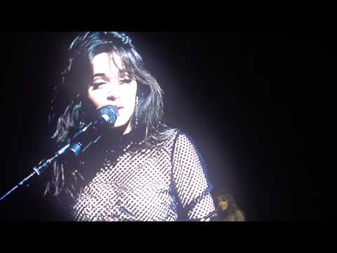 Camila Cabello - Consequences: Never Be The Same Tour in Montreal (04/28/2018)