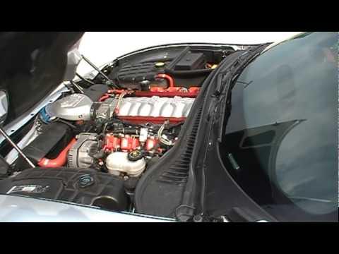 Twin Turbo 2001 C5 Corvette Z06 With Comp Cams Lsr 277ltb