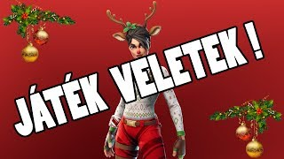 CHRISTMAS SQUAD GAME WITH YOU | FORTNITE | 20.000 V-BUCKS GIVEAWAY 🎁 |! vbuck
