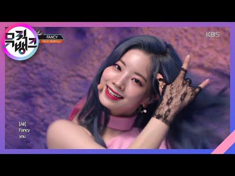 팬시(FANCY) - TWICE(트와이스) [뮤직뱅크 Music Bank] 20190426