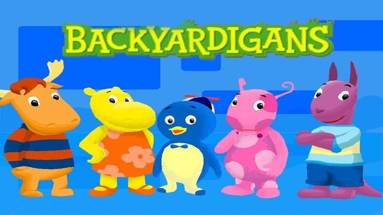 The Backyardigans Full Game