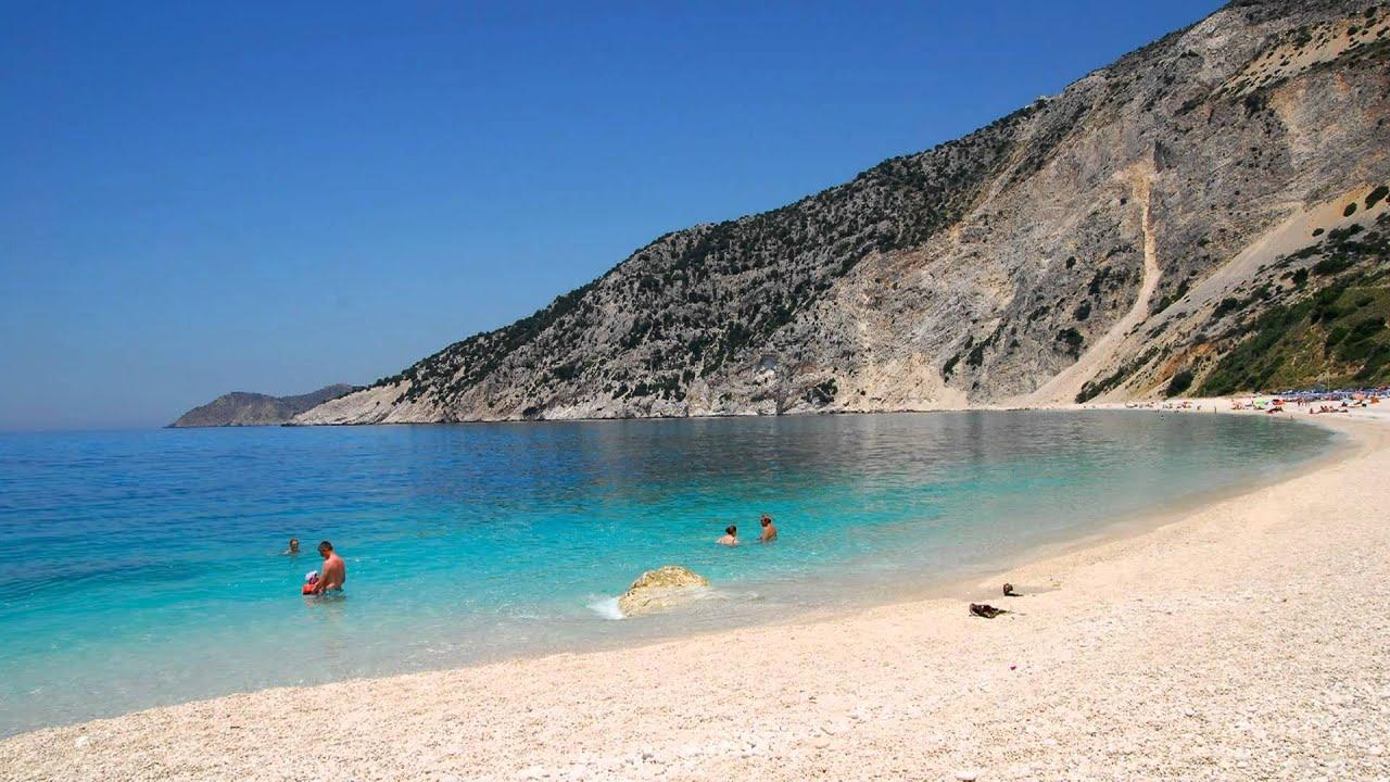 Visit Kefalonia Greece Youtube