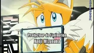 Sonic x Ending capitulo 77 sub. español