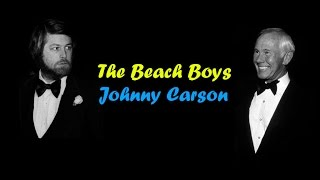 Watch Beach Boys Johnny Carson video