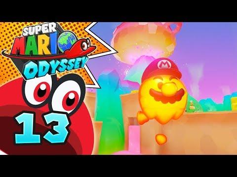 Super Mario Odyssey ITA [Parte 13 - Vulcanbon]
