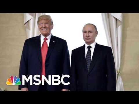 President Donald Trump Threatens To Wipe Past Officials' Security Clearances | The 11th Hour | MSNBC