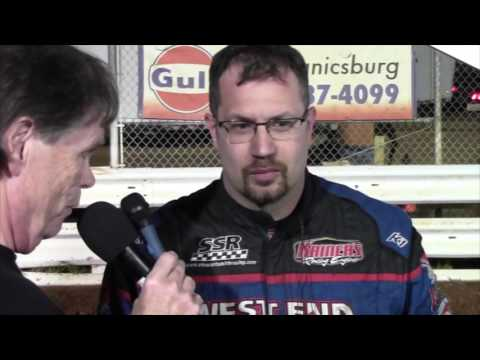 Williams Grove Speedway 358 Sprint Car Victory Lane 05-13-16