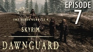 Skyrim: Dawnguard Walkthrough in 1080p, Part 7: Arriving at Castle Volkihar (in 1080p HD)