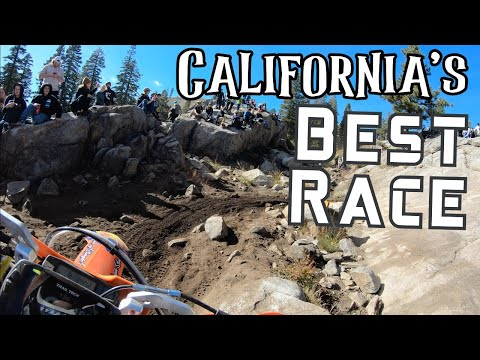 California's Best Race - The Donner Hare Scramble