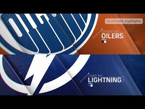 Edmonton Oilers vs Tampa Bay Lightning Nov 6, 2018 HIGHLIGHTS HD