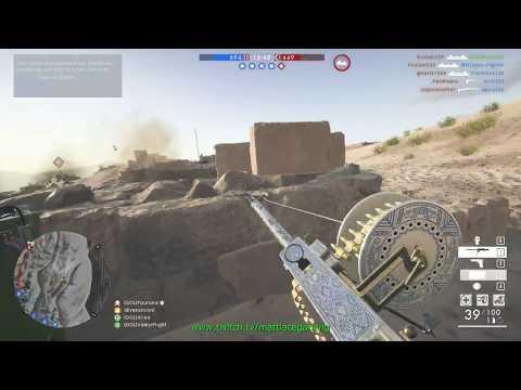 Battlefield 1 - Parabellum MG14/17 low weight and smoke strategy thumbnail