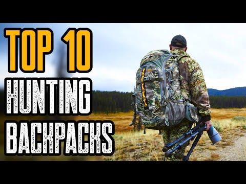 TOP  5 BEST HUNTING BACKPACKS 2020