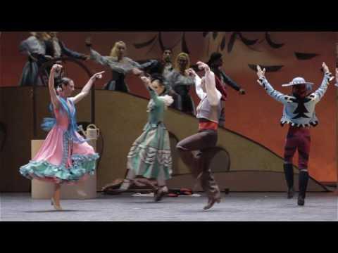 EL SOMBRERO DE TRES PICOS. Homenaje a Antonio Ruiz Soler. Ballet Nacional de España