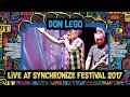 Don Lego Live At SynchronizeFest - 6 Oktober 2017