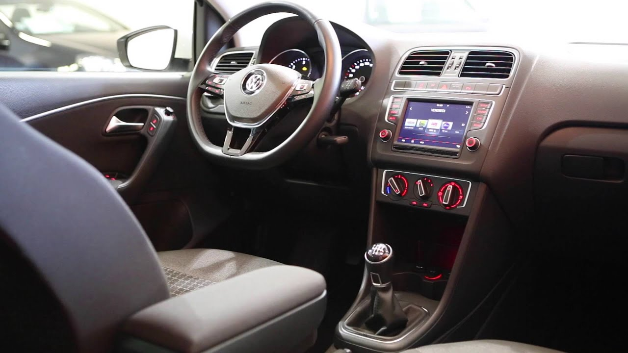 volkswagen polo occasion 1.4 tdi 90 bluemotion technology