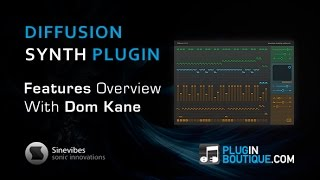 Sinevibes Diffusion Synth Plugin - Features Overview