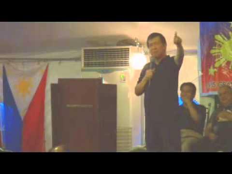 The Central Luzon Declaration: Sec. Norberto B. Gonzales